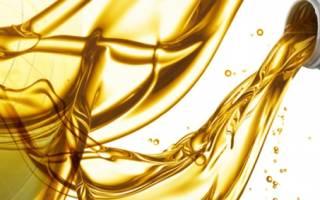 Ваз 2110 замена масла в двигателе