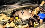 Замена воздушного фильтра на рено сандеро