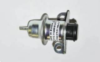 Регулятор давления топлива ваз 2112
