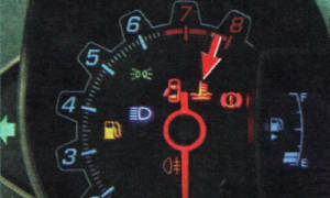 Шевроле авео датчик включения вентилятора