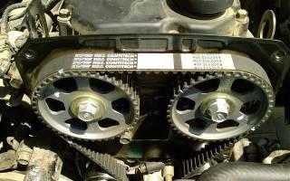 Замена ремня грм форд фьюжн