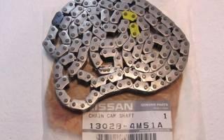 Замена цепи грм ниссан альмера n16