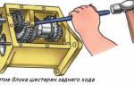 Как разобрать коробку уаз