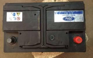 Снять аккумулятор форд фокус 2