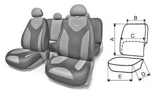 Какие сиденья подходят на ваз 2109