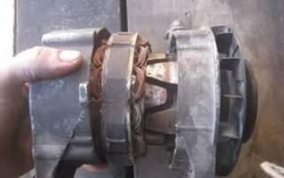 Как разобрать генератор ваз 2107