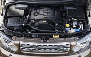 Ремонт двигателя ленд ровер дискавери 3