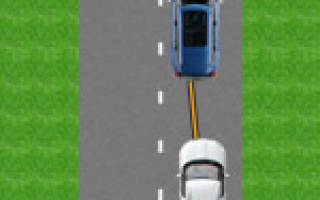 Как буксировать машину с неработающим двигателем