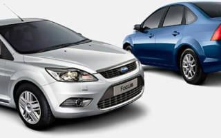 Форд фокус 2 регулировка фар