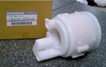 Замена топливного фильтра ниссан х трейл т31