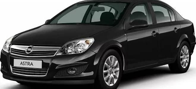 Opel astra h антифриз