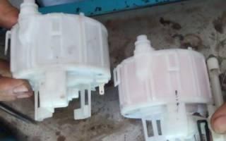 Замена топливного фильтра хендай солярис