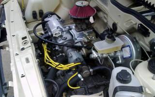 Снятие двигателя ваз 2109