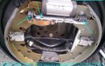 Форд фокус 2 замена задних тормозных колодок