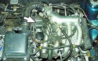 Где находится номер двигателя на ваз 2112