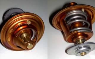 Замена термостата на шкода октавия а5