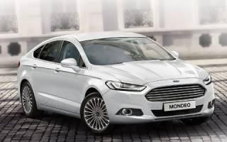 Форд мондео замена масла акпп