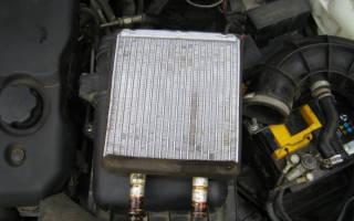 Как поменять радиатор печки на приоре