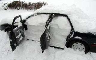 Хонда срв не заводится в мороз
