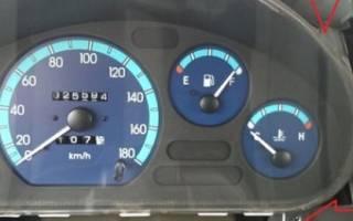 Датчик скорости дэу матиз