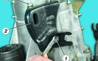Ремонт коробки передач ваз 2109