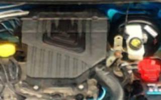 Троит двигатель рено логан