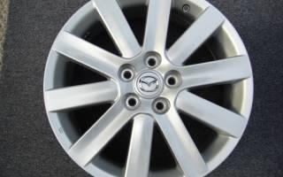 Мазда 3 разболтовка колес