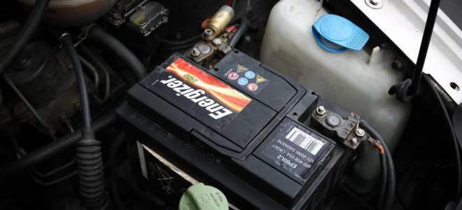 Замена аккумулятора шевроле круз