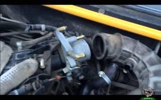 Ваз 2114 замена датчика скорости